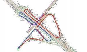 Реконструкция Новорязанского шоссе и его схема